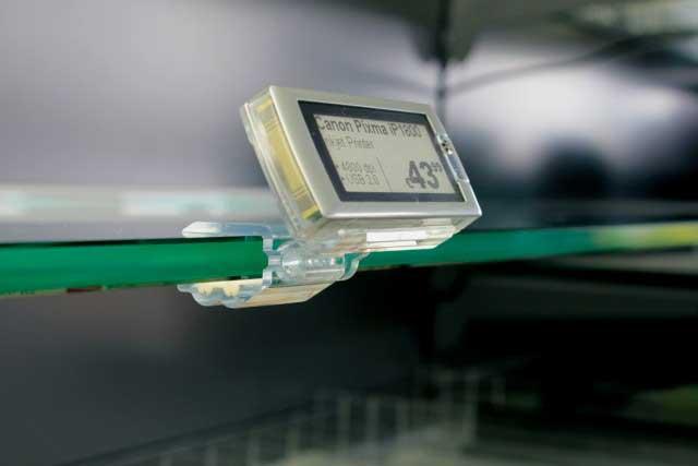 Elektronische Preisauszeichnung - dcg display GmbH